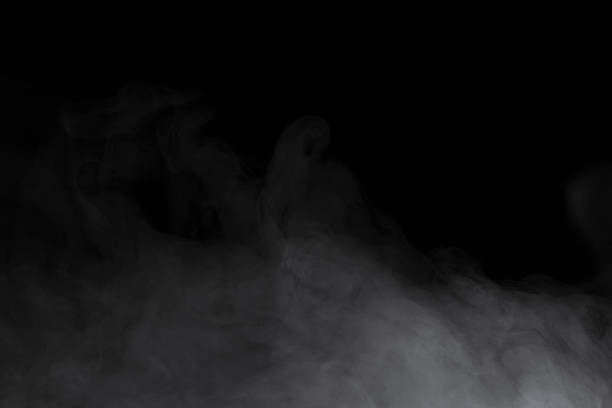 smoke and fog - stratosphere stock pictures, royalty-free photos & images