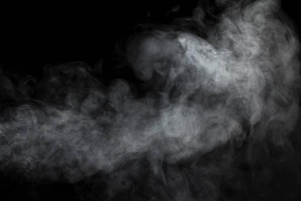 Humo y niebla - foto de stock