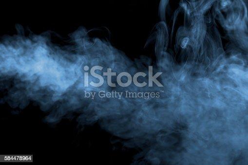 istock Smoke and Fog 584478964
