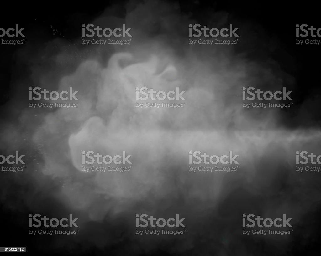 Fond de fumée - Photo
