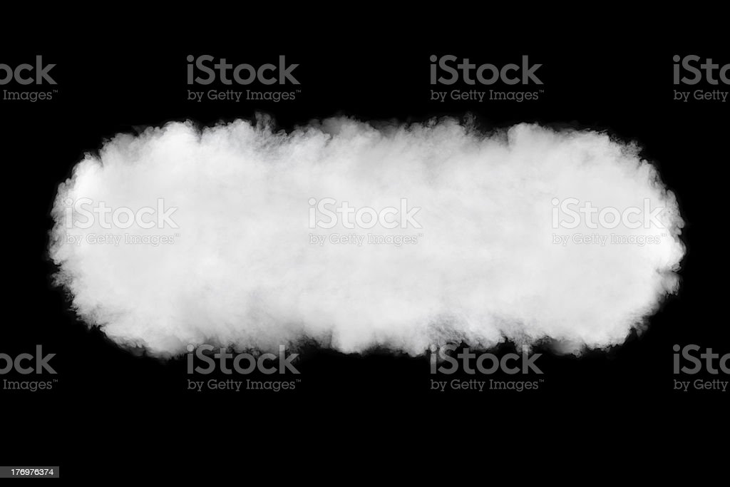 smoke cloud backdrop royalty-free stock photo
