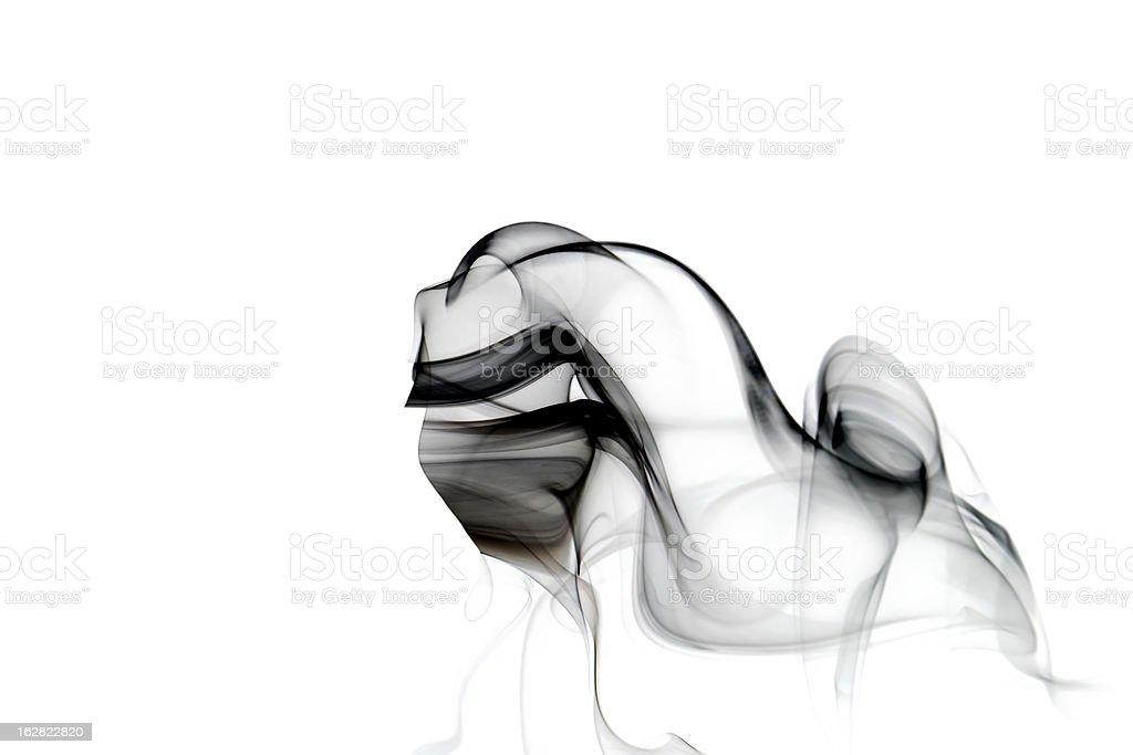 smoke, creative abstract vitality impact smoke photo stock photo