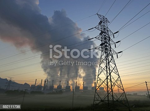 istock smoke from coal power plant 532111735