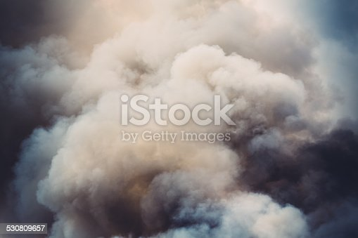 istock Smoke From Fire 530809657