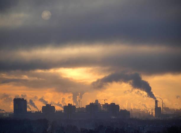 Dym na miasto – zdjęcie