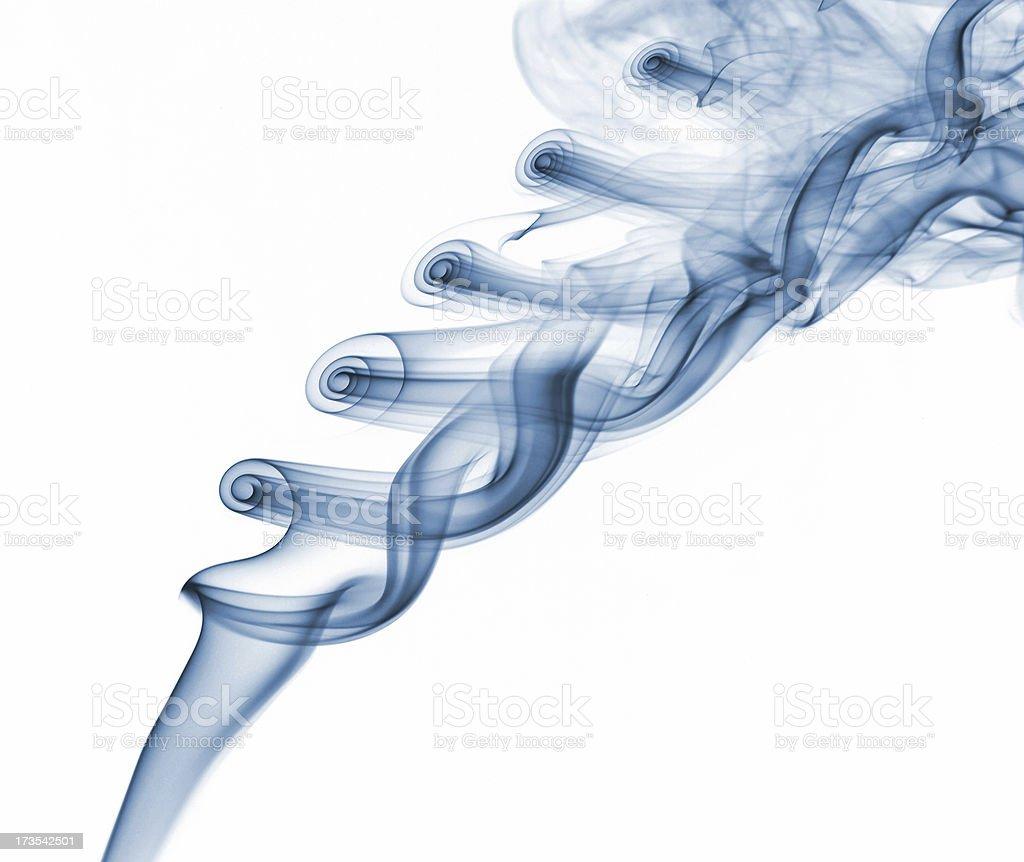 smoke stock photo