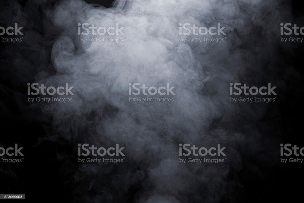 De humo foto de stock libre de derechos
