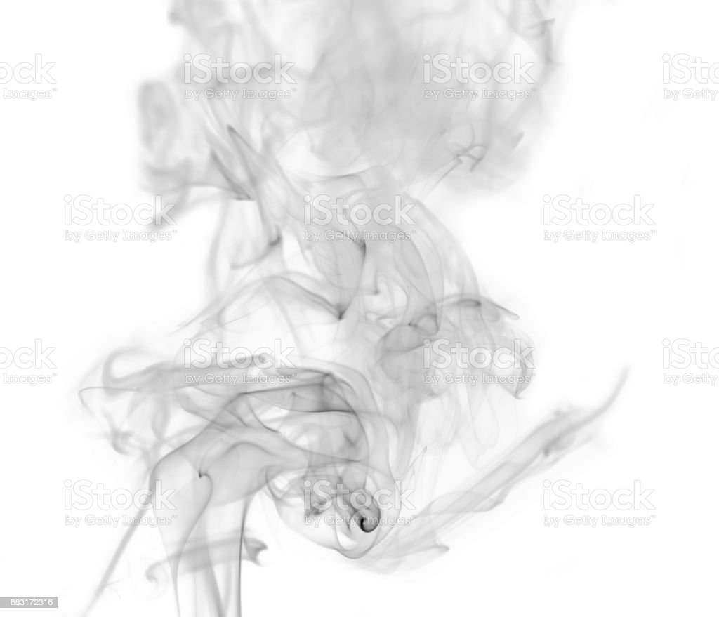 Smoke foto de stock royalty-free