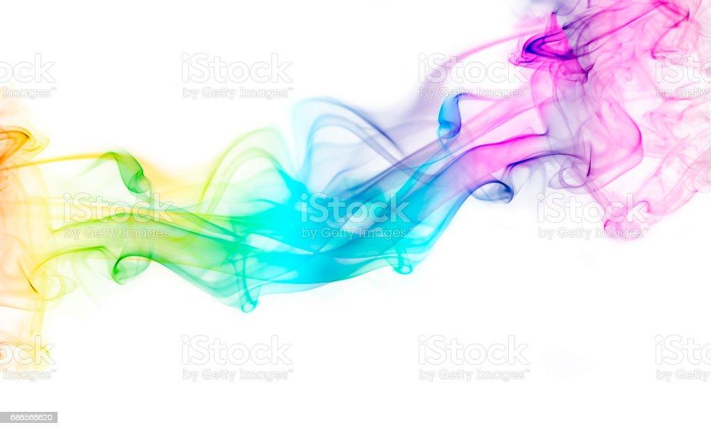 Smoke foto stock royalty-free