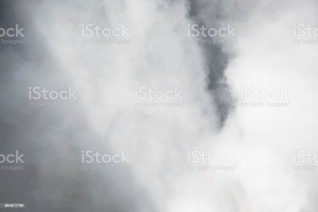 Smoke picture, soft focus, royalty-free stock photo