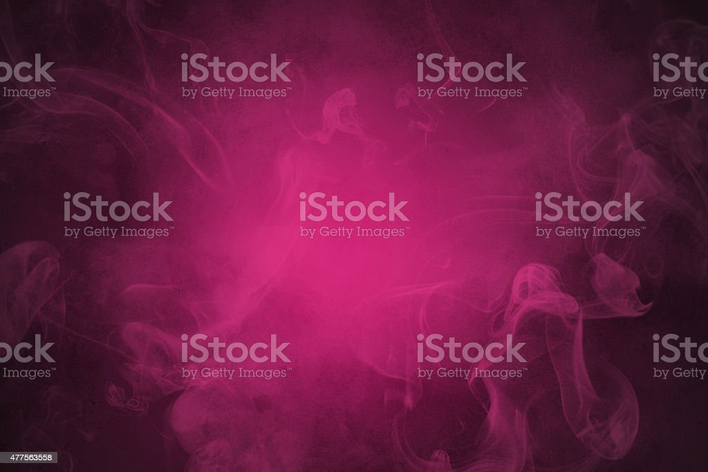 smoke pink abstract background stock photo