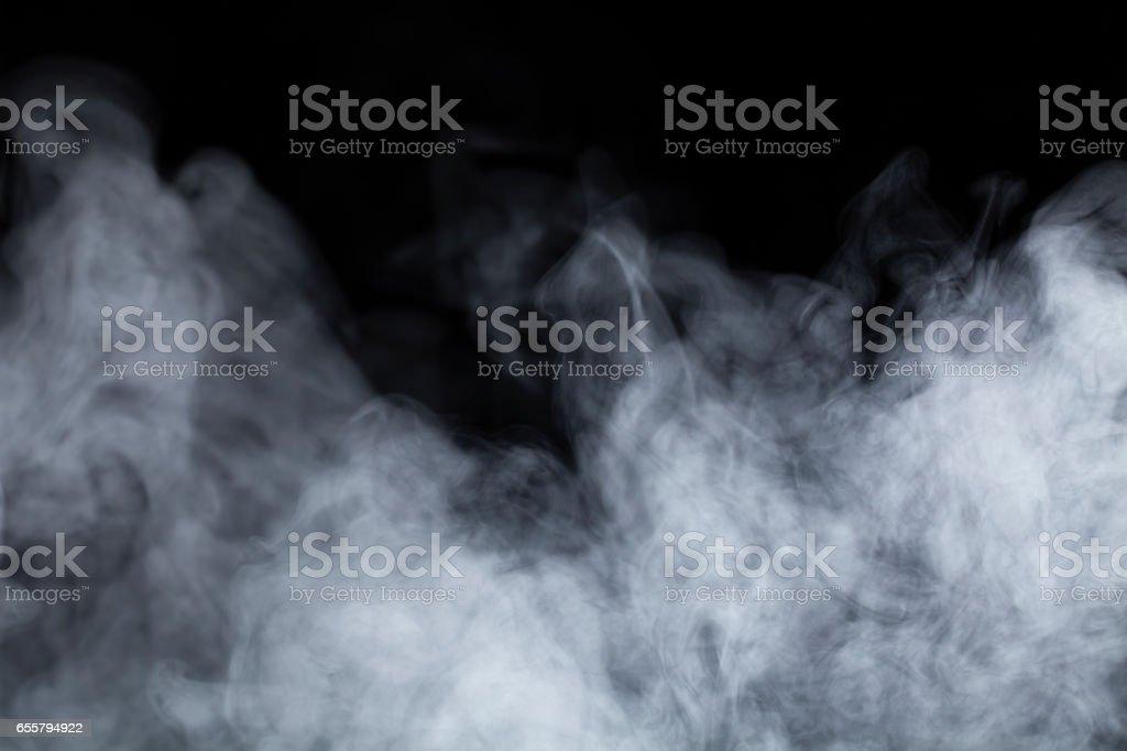 Rauchen - Dampf Vaping Hintergrund Nebel – Foto