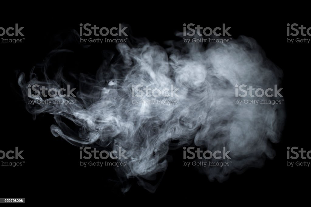 Smoke - Steam Vaping Background Fog royalty-free stock photo