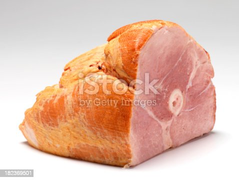 Smoked Ham  -Photographed on Hasselblad H3D-39mb Camera