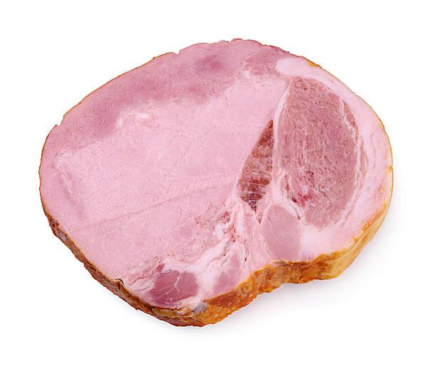 Carne ahumado - foto de stock