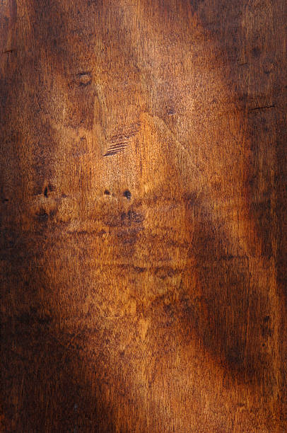 smokey hartholz - nussbaumholz stock-fotos und bilder