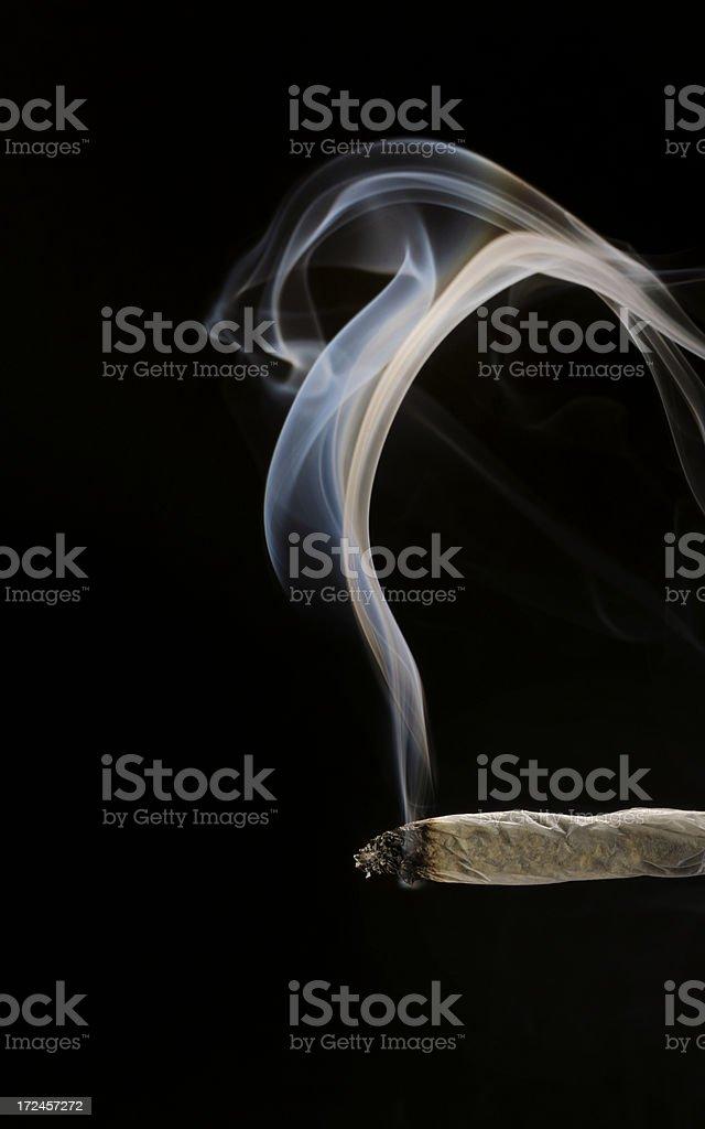 Rauchen eine gemeinsame – Foto
