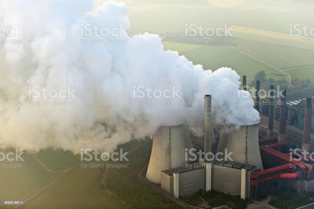 Rauchen Schornsteine – Foto