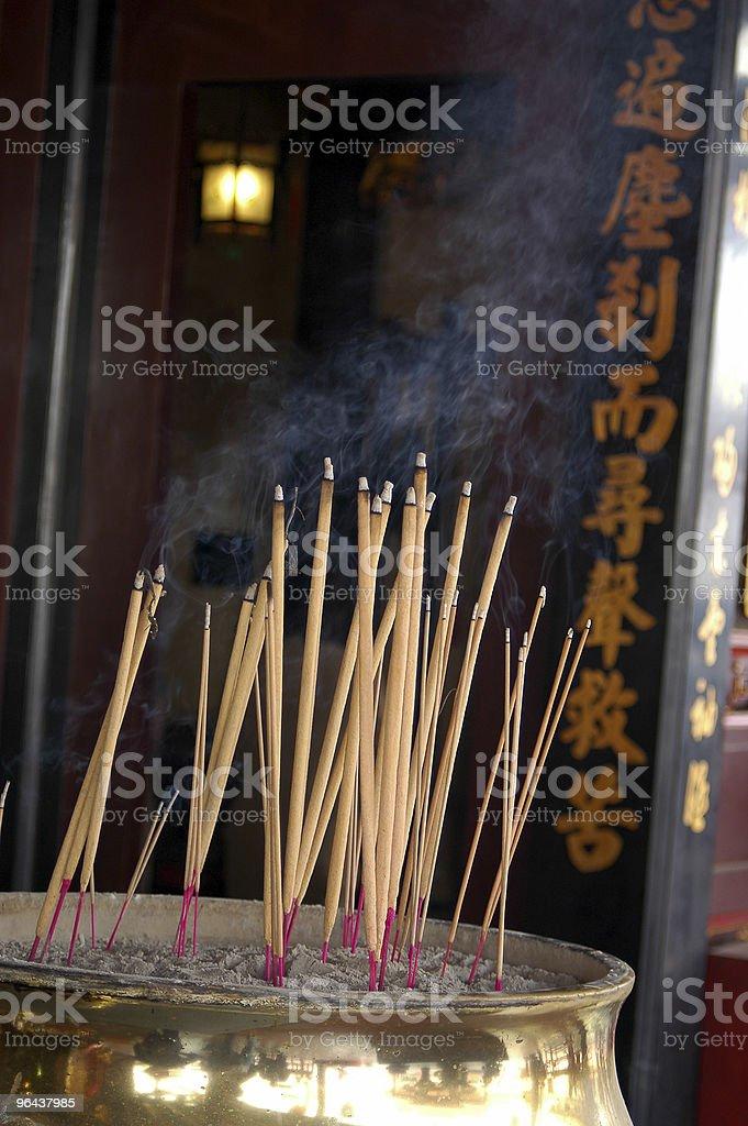 Fumantes chinês de cenoura - Foto de stock de Areia royalty-free