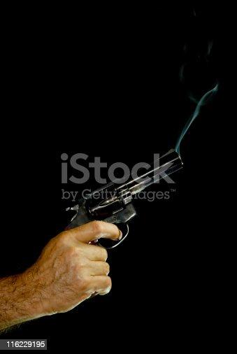 istock Smoking Gun 116229195