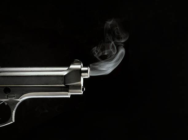 Raucher-Gun – Foto