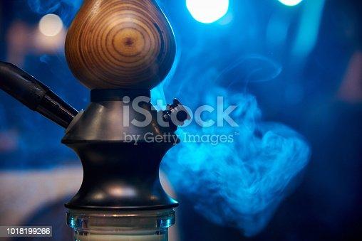 istock Smoking hookah 1018199266