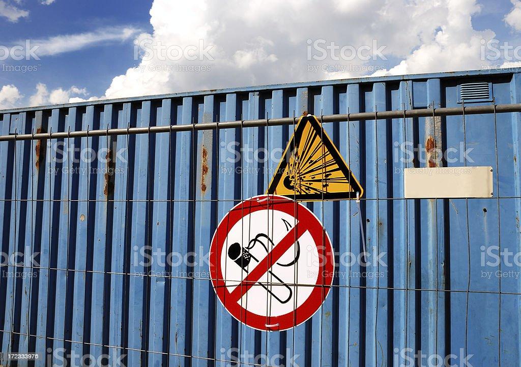 smoking kills! royalty-free stock photo