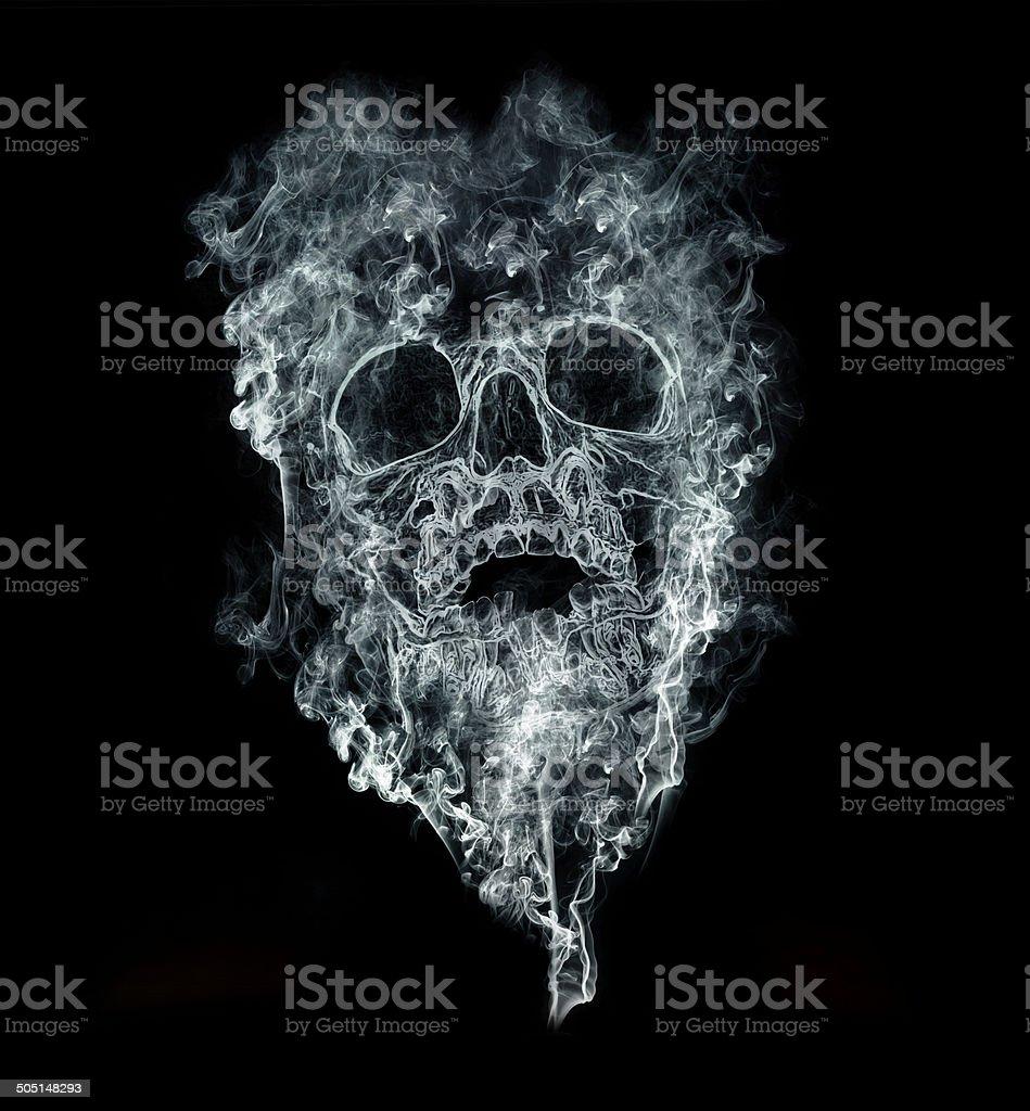 Rauchen ist tödlich – Foto