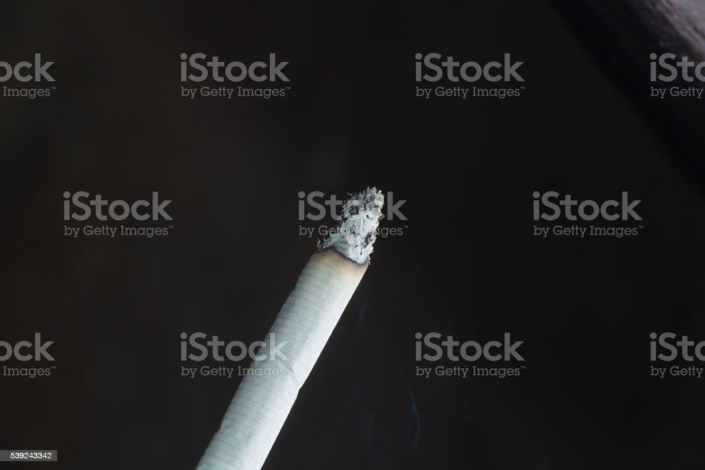 Smoking. royalty-free stock photo