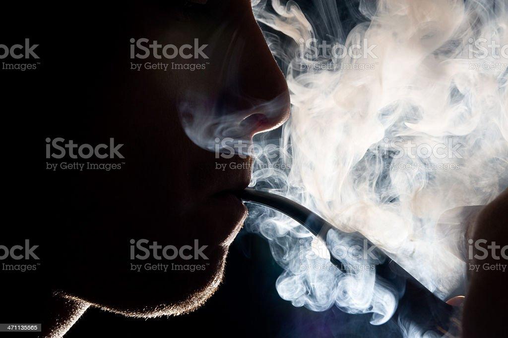Smoking Pipe (series) stock photo
