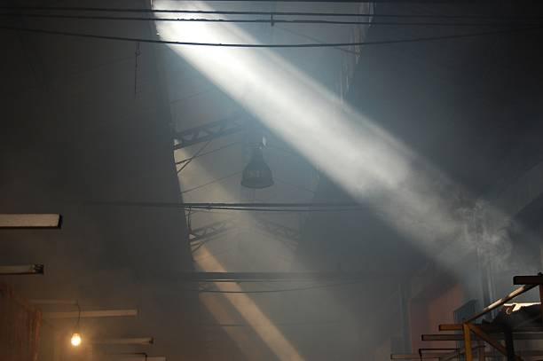 Smoky Warehouse