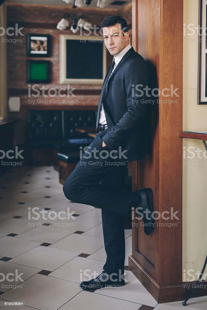 Smooth and elegant stock photo