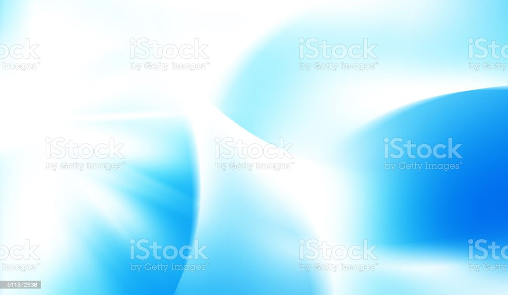 Smooth Blue background stock photo