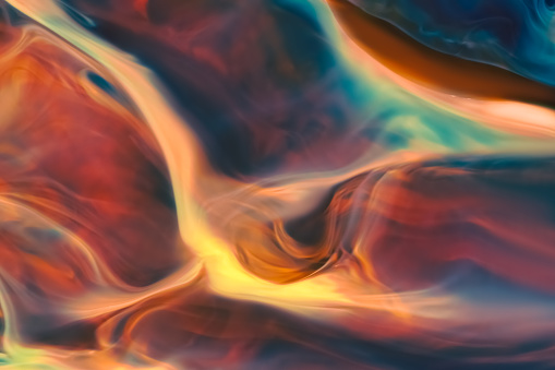 Color abstract design background