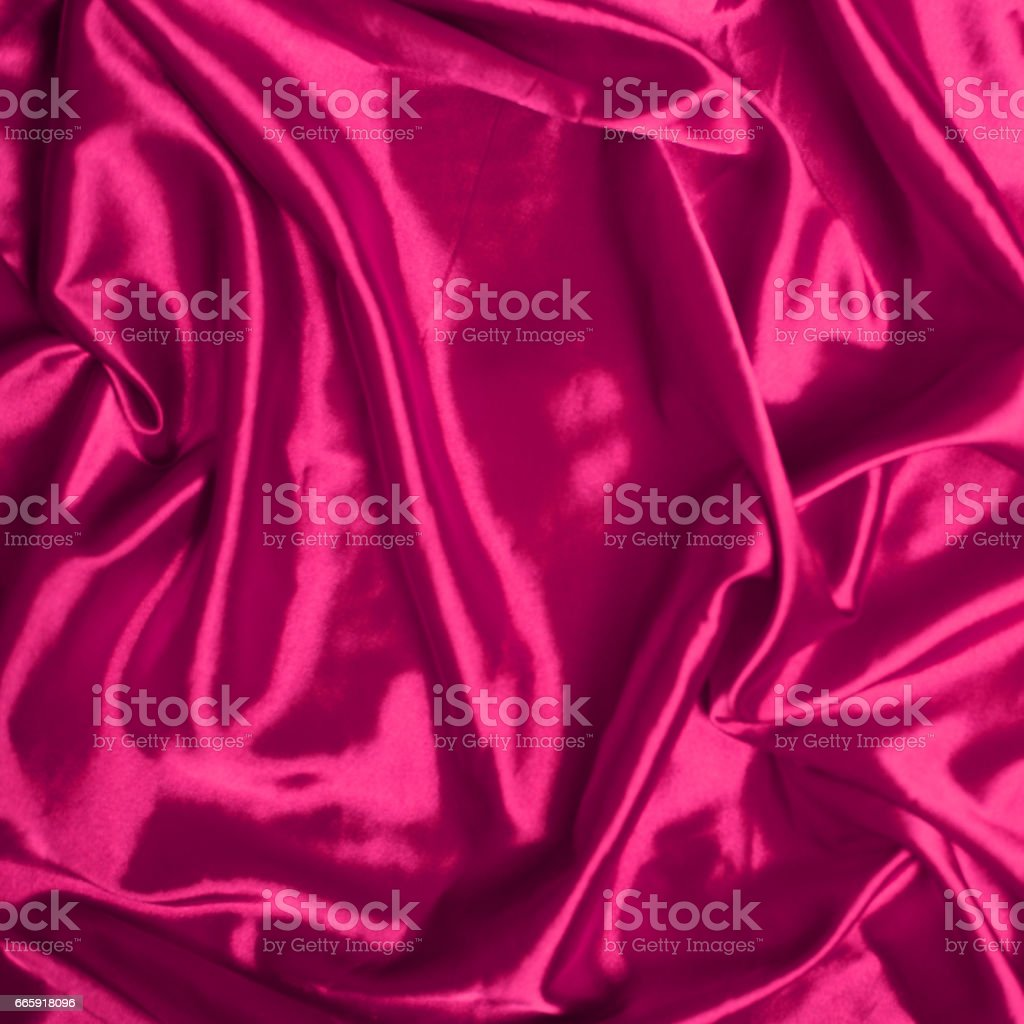 Smooth elegant pink silk background foto stock royalty-free