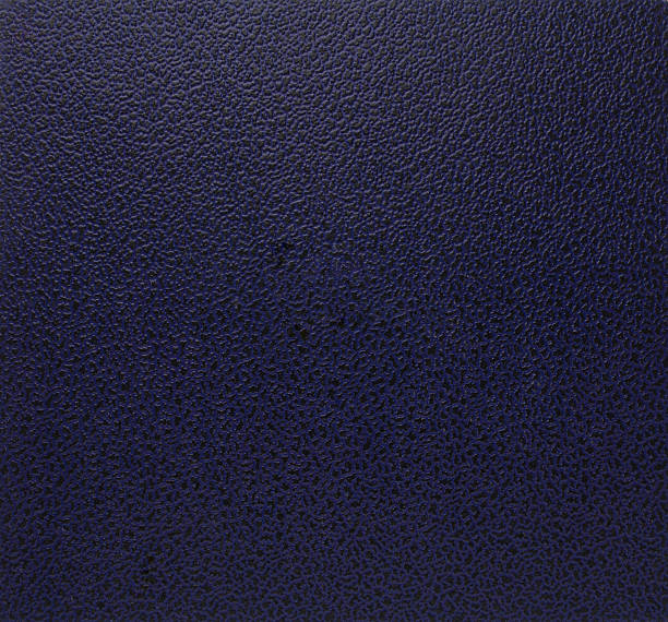 Smooth leather on a plain background stock photo