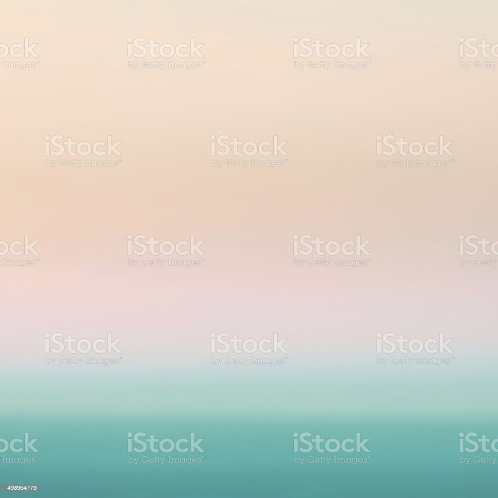Smooth Pastel Abstract Gradient Background with yellow, pink stock photo