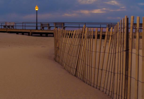 Smooth Sand stock photo