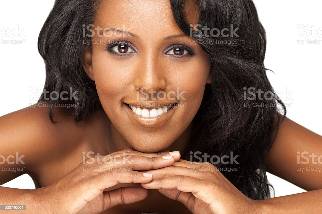 Smooth Skin Stock Photo