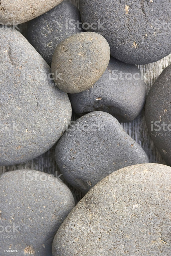 Smooth stone background royalty-free stock photo