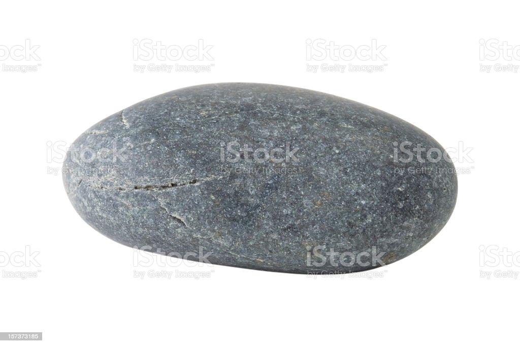 Smooth stone royalty-free stock photo