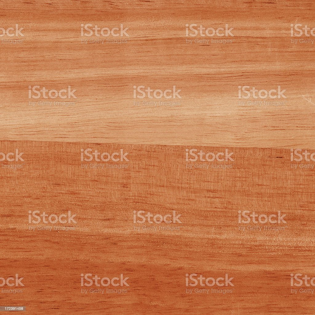 smooth wood grain detail royalty-free stock photo