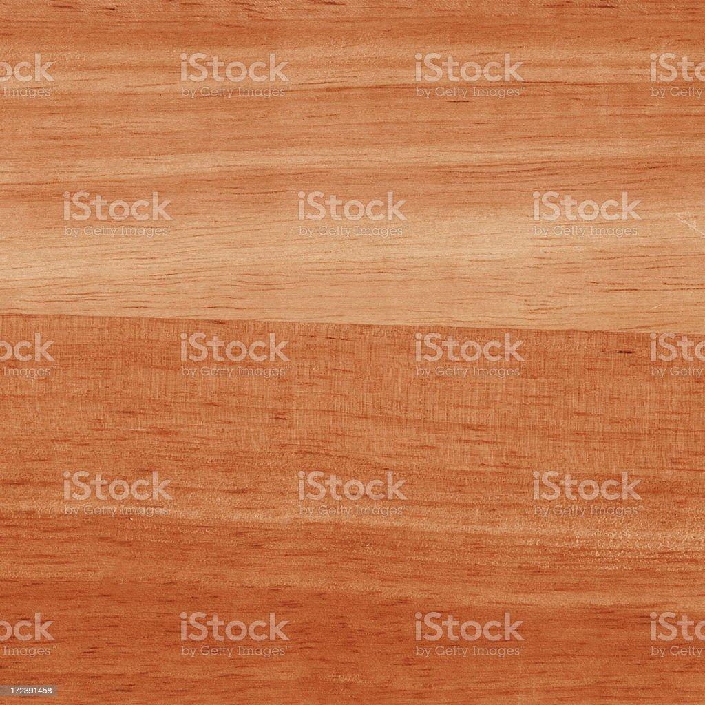 smooth wood grain detail stock photo