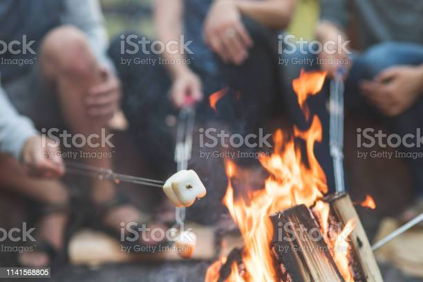 Photo of Smores by the campfire