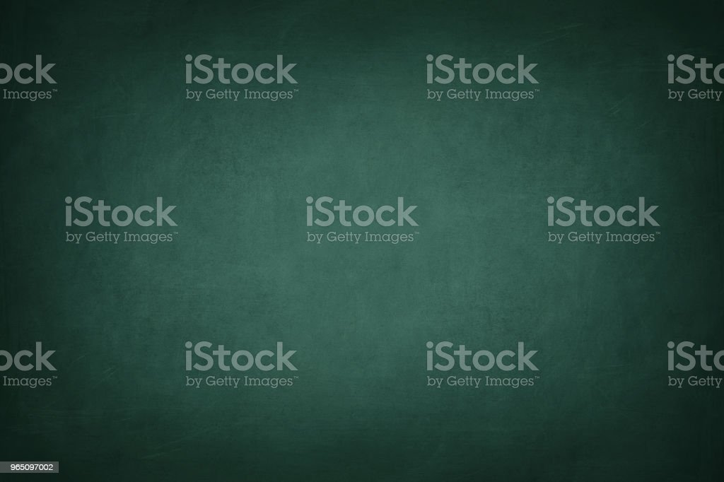 smudge green blue chalkboard royalty-free stock photo