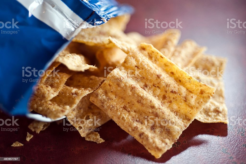 Snack Close up stock photo