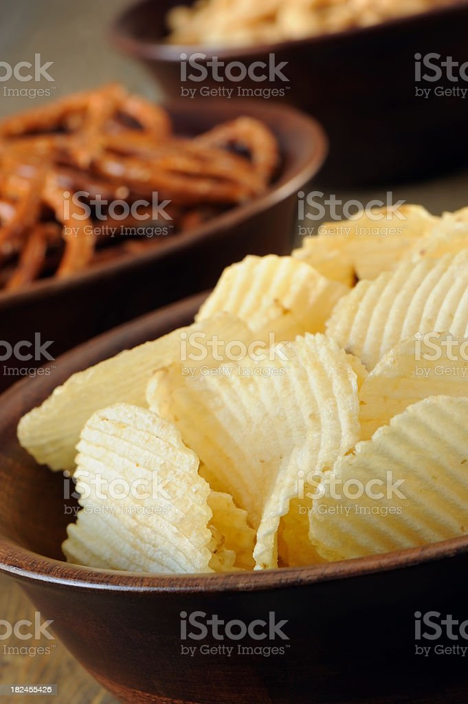 Snack food royalty-free stock photo