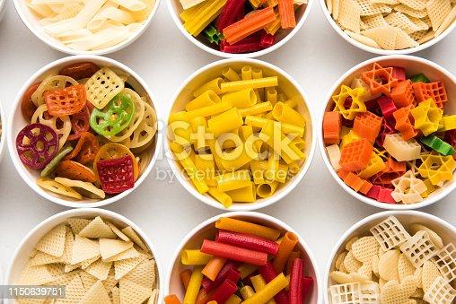 istock Snack pellets 1150639751