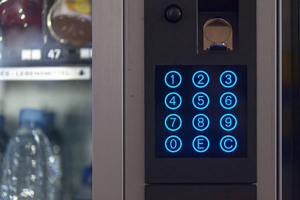 Snack-Automaten – Foto
