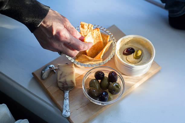 Imbisse und Chips – Foto